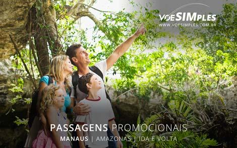 Passagem aérea promocional de Boa Vista à Manaus