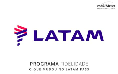 O que mudou no Programa Fidelidade LATAM Pass