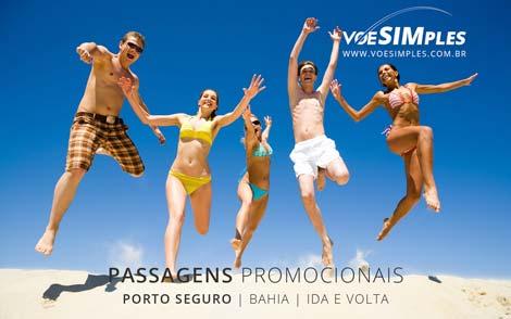 Passagem aérea promocional para Porto Seguro no Feriado de Corpus Christi
