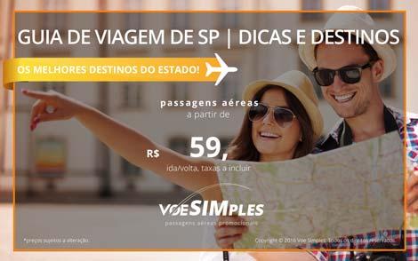 Guia de viagem São Paulo