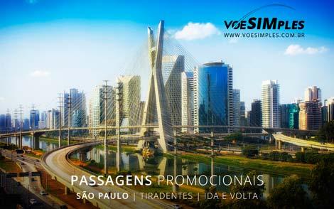 Passagem aérea em promoção Feriado Tiradentes