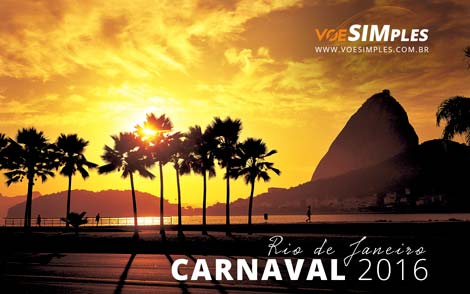 O que fazer no Carnaval Rio 2016