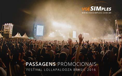 Festival Lollapalooza São Paulo 2016
