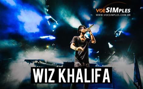 Show Wiz Khalifa Brasil 2016