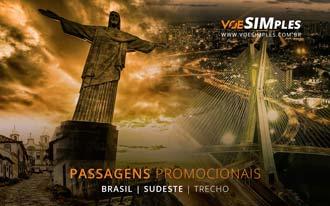 Promoção de passagens Gol para o Rio de Janeiro