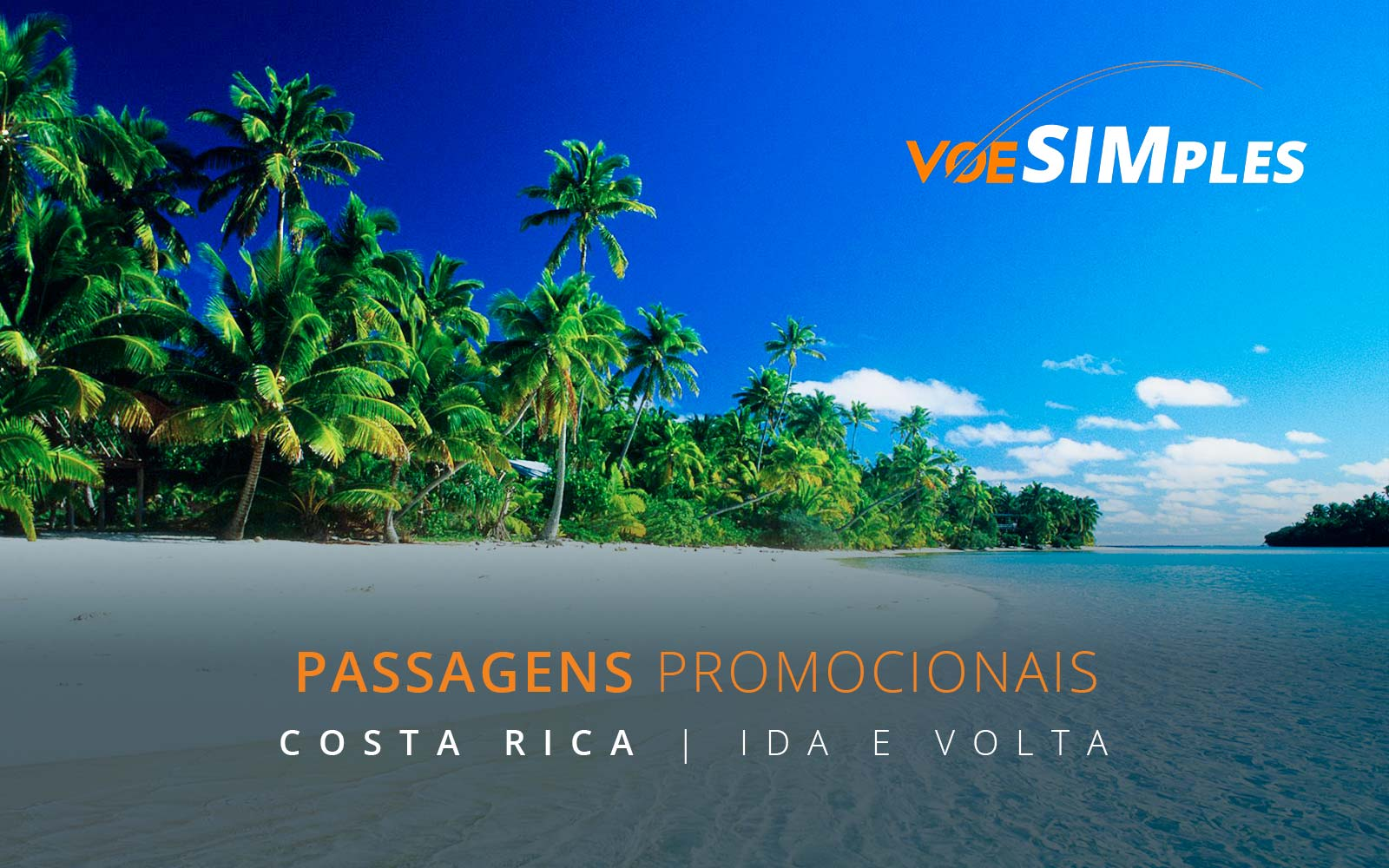 Passagens aéreas promocionais para San José na Costa Rica