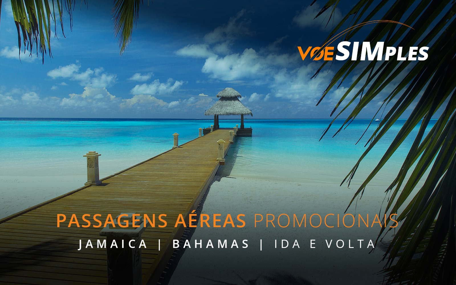 Passagens aéreas promocionais para Bahamas, Jamaica, Punta Cana e Costa Rica no Caribe