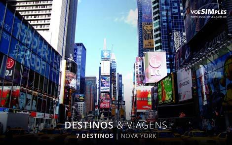 passeios gratuitos em Nova Iorque