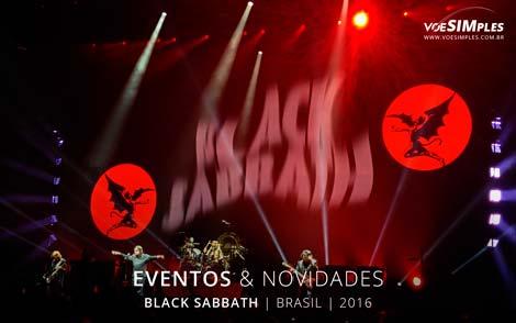 Blask Sabbath no Brasil