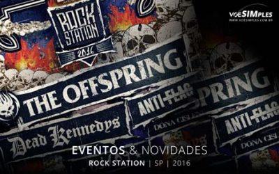 show rock station Brasil 2016
