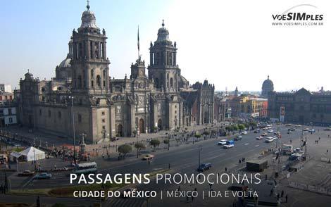 Passagem aérea para a Cidade do México