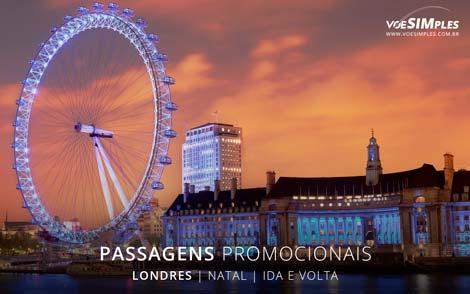 Passagens aéreas promo para viagens de feriado de natal 2016