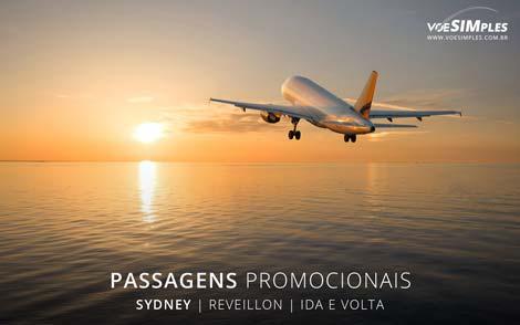 Passagens aéreas promo para viagens de fim de ano
