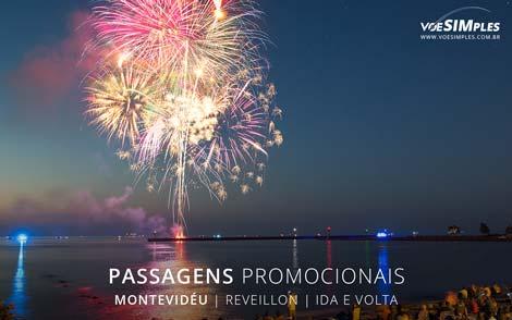 Passagens aéreas promocionais para viagens no final do ano