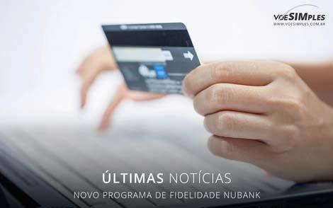 Programa de fidelidade do Nubank