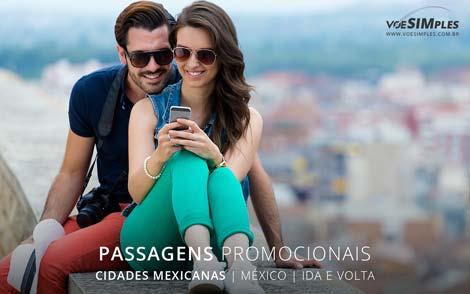 Passagem aérea para o México