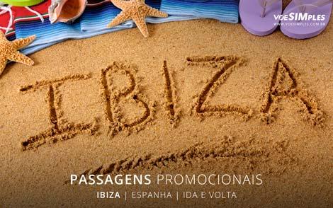 Passagem aérea para Ibiza