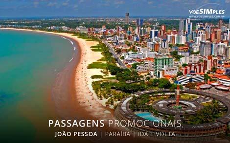 Passagem aérea para João Pessoa