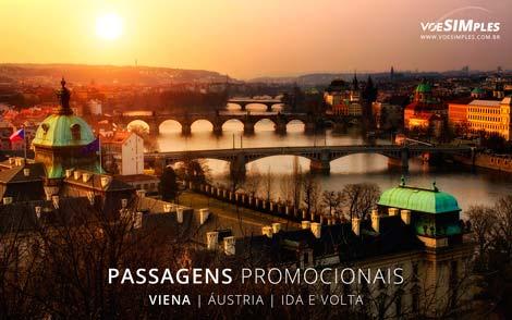 Passagem aérea para Viena