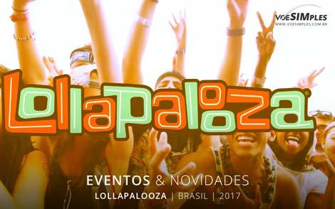 Festival Lollapalooza 2017
