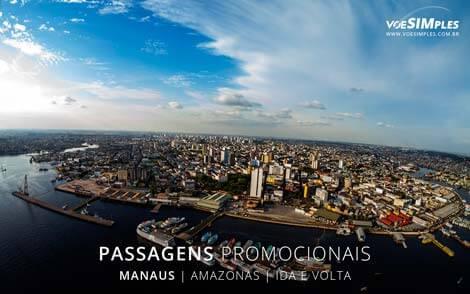 Passagem aérea para Manaus