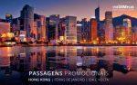 Aproveite para comprar passagens aéreas de férias de verão para Hong Kong