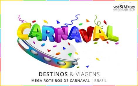 Mega Roteiros de Carnaval