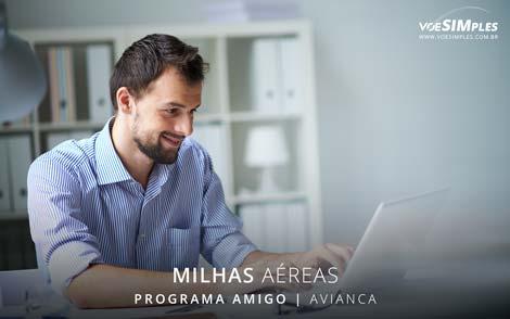 Programa amigo Avianca