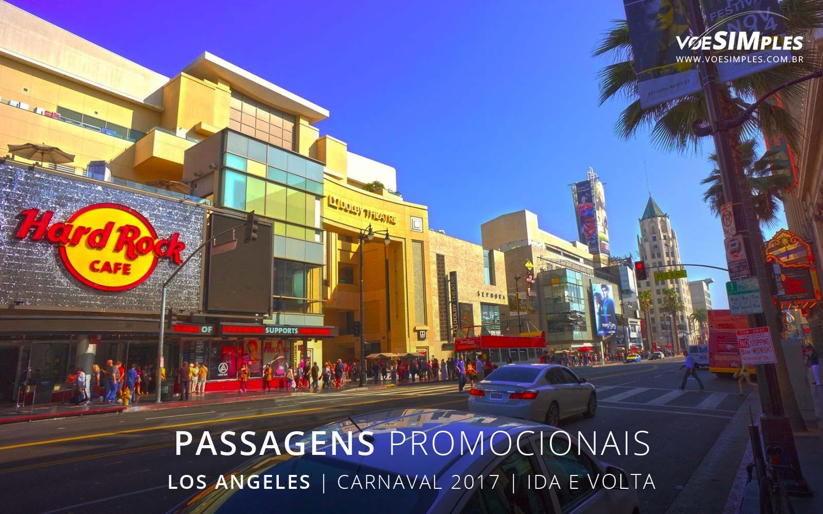Comprar passagem aérea Carnaval 2017
