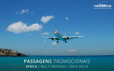 Passagem aérea para África