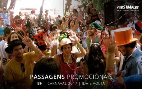 Passagem aérea fim de semana Carnaval 2017
