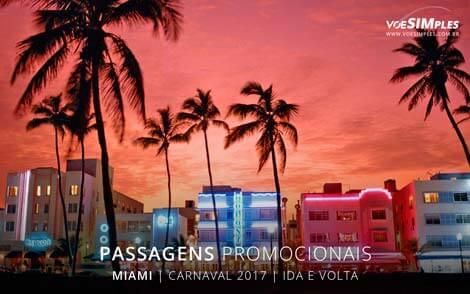 Passagens aéreas para melhores destinos de Carnaval 2017