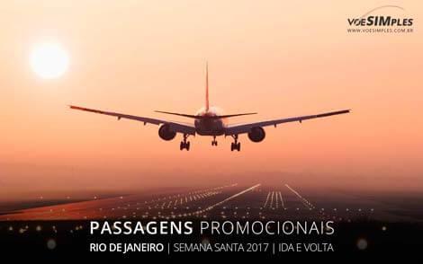 Passagens aéreas para quem viaja na net na semana da paixão