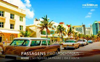 Passagens aéreas para melhores destinos de sexta-feira da paixão