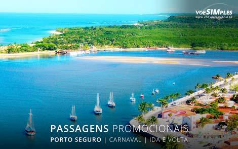 Passagem aérea em promoções para Carnaval 2017