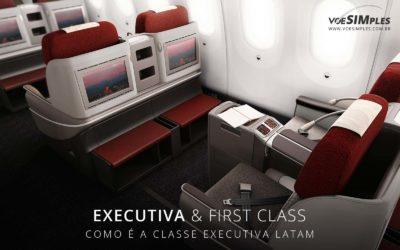 Classe Executiva Latam
