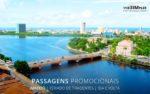 Passagens aéreas para feriado de Tiradentes