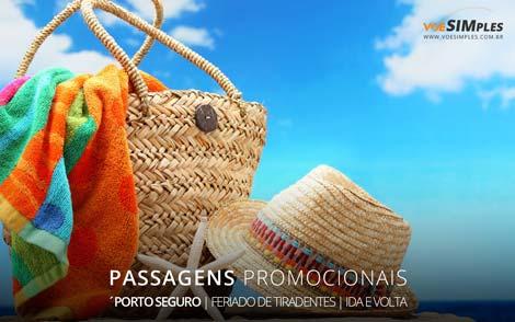 Passagem aérea em promoção semana Tiradentes