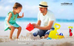 Passagem aérea Salvador