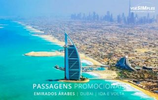 Passagem aérea Dubai
