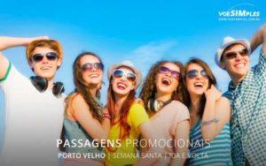 Passagem aérea Porto Velho