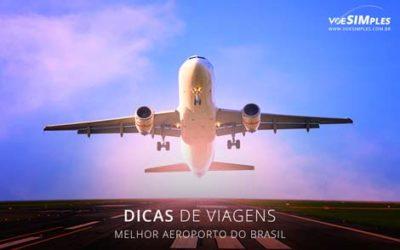 Melhor aeroporto do Brasil