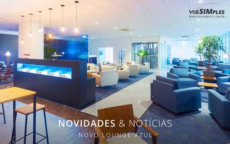 lounge azul