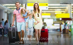 premium economy Latam