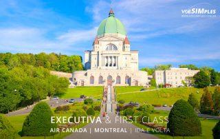 classe executiva Air Canada