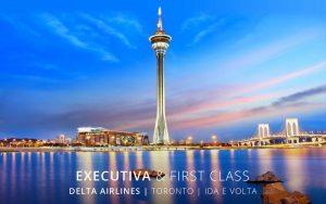classe executiva Delta Airlines
