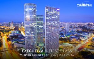Passagem aérea classe executiva Turkish