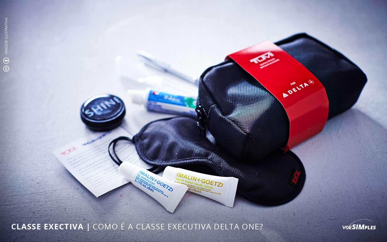 Guia Classe Executiva Delta One - Business Class Delta | Voe