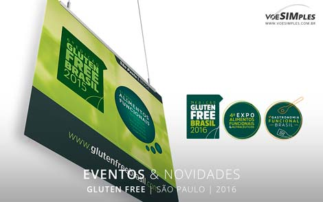 Gluten Free Brasil 2016
