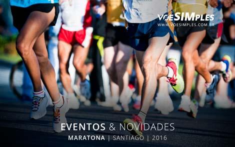 Maratona de Santiago 2016